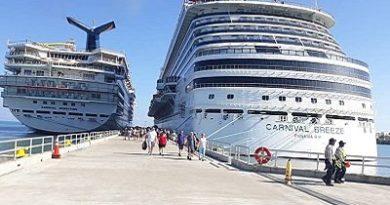 Exclusiva: RD recibe esta semana 11 buques de cruceros y yates de lujo con capacidad de 42 mil visitantes
