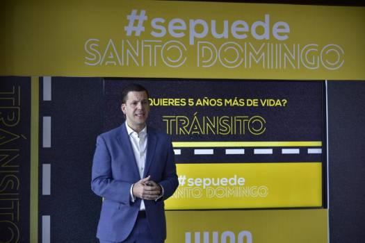 Hugo Beras cambiaría sentido de avenidas Churchill, Lincoln y la Tiradentes