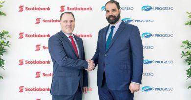 Scotiabank completa adquisición del Banco Dominicano del Progreso