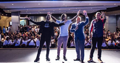 Liondy Ozoria, Manolo Ozuna y El Nagüero se lucen en Escenario 360