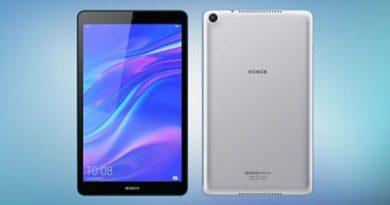 Honor presenta la Tab 5, una tablet económica con una pantalla de 8 pulgadas