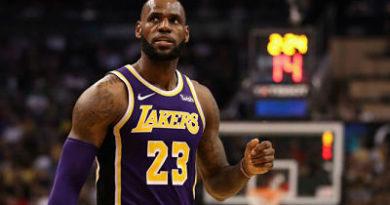 Lakers sentarán a LeBron el resto de la temporada