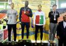 Hernández y Pie dan medallas de oro al país
