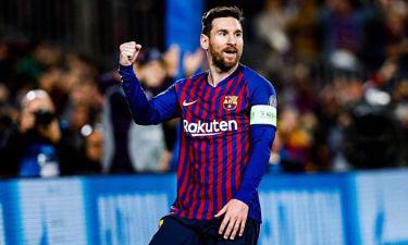 Lionel Messi y el Barcelona continúan firmes