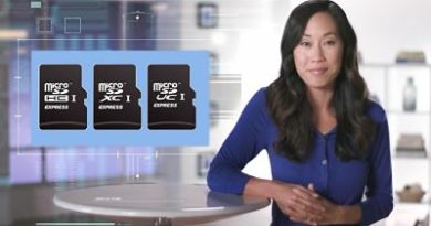 Nuevas tarjetas microSD Express, tan rápidas como un disco SSD