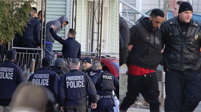 Tres dominicanos son acusados de secuestrar una familia en Providence durante ocho horas
