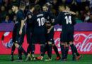 El Real Madrid se sacude ante el Valladolid