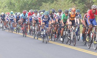 Nivel competitivo primó en Vuelta Independencia