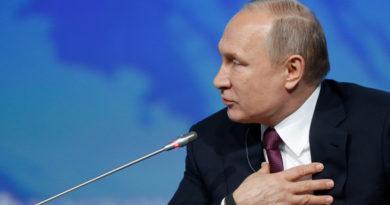"""Putin sobre la investigación de Mueller: Es un """"disparate total"""" dirigido a la audiencia interna de EE.UU."""