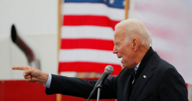 El exvicepresidente de EE.UU. Joe Biden anuncia su candidatura a la Presidencia