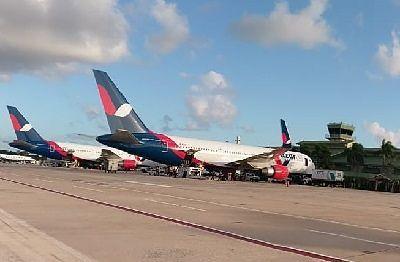 Aeropuerto de La Romana lidera crecimiento porcentual del flujo de pasajeros en RD