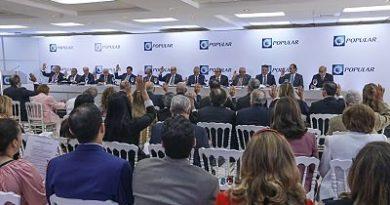 Banco Popular Dominicano celebra asamblea de accionistas y presenta resultados positivos en 2018