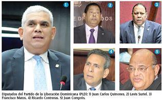 DECEPCIONADOS: Diputados PLD hacen reparos a decisión del Comité Político