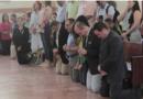 SE ARRODILLA ANTE DIOS :Ramfis Domínguez Trujillo apoya las afirmaciones de la iglesia católica en el Sermón de las 7 Palabras