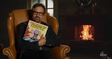 """Avengers: Endgame"": Actores leen el 'libro infantil' de ""Infinity War"""