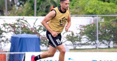 Argentino Torres debuta el sábado con Cibao FC