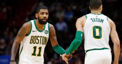 Irving y Boston colocan la serie 2-0 ante Indiana
