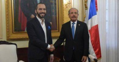 Danilo Medina se reúne con presidente electo de El Salvador, Najib Armando Bukele