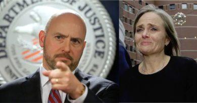 Llueven críticas contra fiscal federal de Massachusetts por cargos a jueza que protegió dominicano