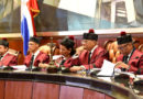 TC anuló el poder daba Ley 33-18 a la cúpula de partidos