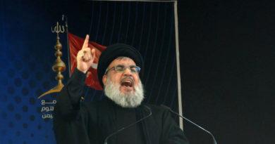 Hezbolá promete aniquilar las fuerzas de Israel si atacan el Líbano