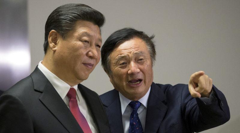 """El fundador de Huawei afirma que será """"el primero en protestar"""" si China toma represalias contra Apple"""