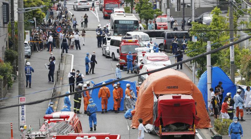 Japón: Asciende a 2 el número de muertos tras un ataque masivo con cuchillos contra alumnas