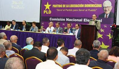 ATENCIÓN: PLD convoca delegados a un congreso para adecuar estatutos a Ley Partidos