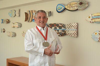 """Hotel Radisson SD recibe premio a nivel global """"Presidents Award"""" por tercer año consecutivo"""