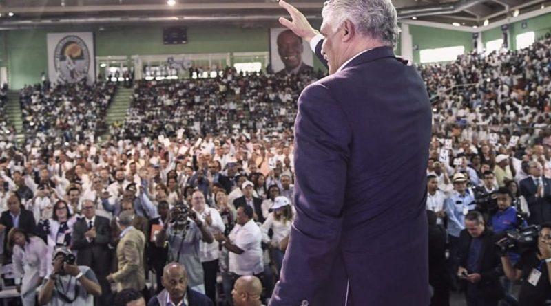 Miguel Vargas afirma PRD es primero en adecuar estatutos a la ley de Partidos y régimen Electoral
