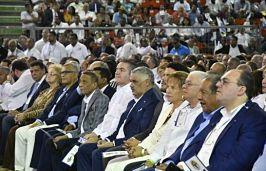 Convención del PRD transcurre con éxito; Miguel Vargas es reelegido presidente