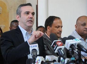 OJO: Abinader dice PLD solo se dedica a asuntos internos