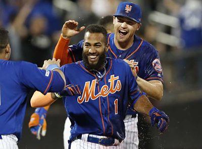 Sencillo de Amed Rosario da victoria a Mets sobre Nacionales
