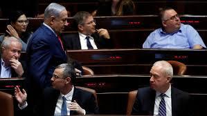 Se disuelve el Parlamento israelí tras el fracaso de Netanyahu para formar el Gobierno