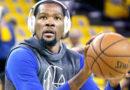 Kevin Durant se perderá al menos una semana