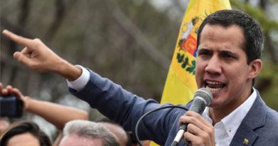 """Guaidó dice que Maduro """"no confía en nadie, ni siquiera en quien le sirve el café"""" y que su Gobierno es """"terrorismo de Estado"""""""