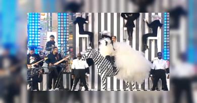 Jennifer Lopez cantó por primera vez en vivo su tema 'Medicine'