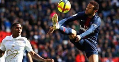 Neymar evita otra derrota del París Saint Germain