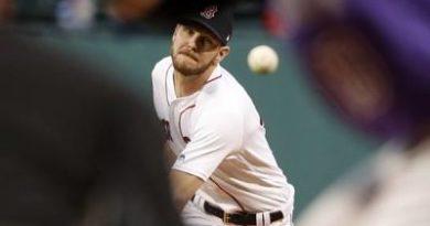 Rockies vencen a Boston pese a 17 ponches de Chris Sale