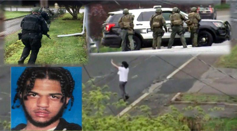 Atracador dominicano se rinde a los SWAT tomando bebé de escudo después de robo a mano armada