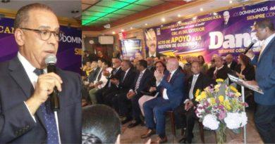 El PLD en Nueva York convoca al acto de apoyo al Gobierno el 4 de mayo en el teatro United Palace