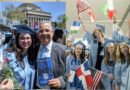 Estudiante de origen dominicano primera latina graduada con honores en medicina narrativa de la Universidad de Columbia