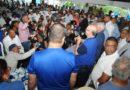 Hipólito Mejía en San Pedro Macorís promete relanzar la industria azucarera y acusa a Leonel de haber destruido el aparato productivo del Estado.