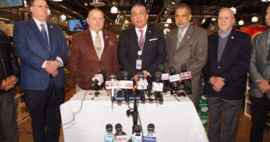 """Consulado Dominicano en NY y la NSA firman acuerdo busca impulsar exportaciones de productos dominicanos a mercado EE. UU. y proyectar la""""Marca Dominicana"""