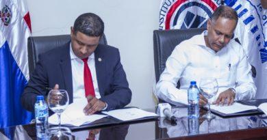 Instituto Técnico Superior Comunitario (ITSC) y OPTIC realizan acuerdo interinstitucional.
