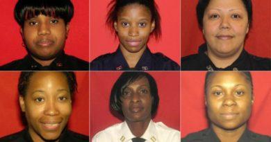 Una dominicana entre seis guardias femeninas acusadas de chequeos ilegales a mujeres que visitaban presos