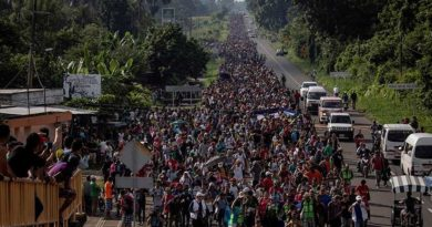Trump enviaría a agentes de seguridad a la frontera entre Guatemala y México para frenar la inmigración