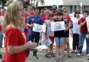 EEUU: Manifestantes piden mayor control de armas