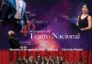 De Verdi a Mozart: Lo mejor del canto lírico para la gala de aniversario del Teatro Nacional
