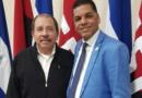 Presidente de Nicaragua se reúne con diputado dominicano para abordar temas del fortalecimiento del PARLACEN